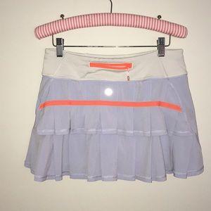 Lululemon Pacesetter Tennis Skirt